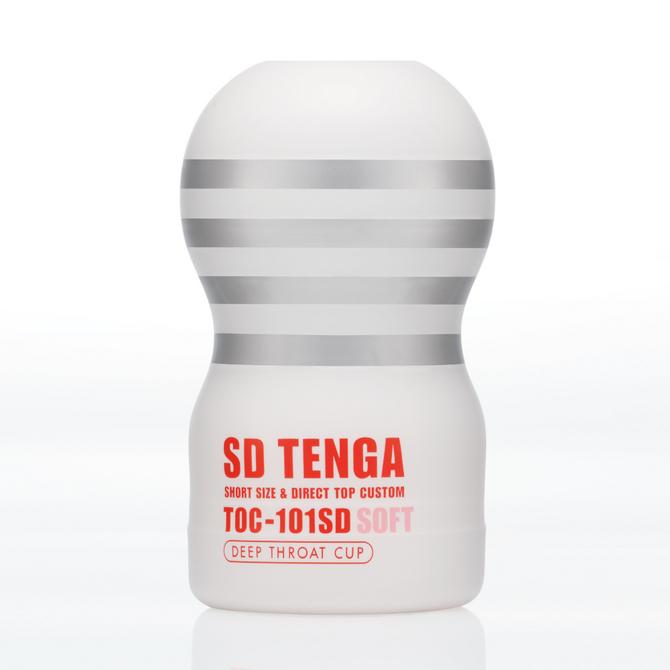 SD TENGA ディープスロート・カップ ソフト TOC-101SDS 商品説明画像1