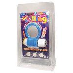 メイト GO GO RING(ブルー) ボタン電池3本付き