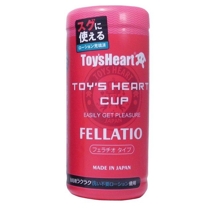 トイズハートカップ フェラチオ(Toy'sHeart CUP FELLATIO) 商品説明画像1
