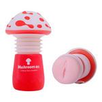 【販売終了・アダルトグッズ、大人のおもちゃアーカイブ】Mushroom RED (ヴァージンタイプ) マッシュルーム