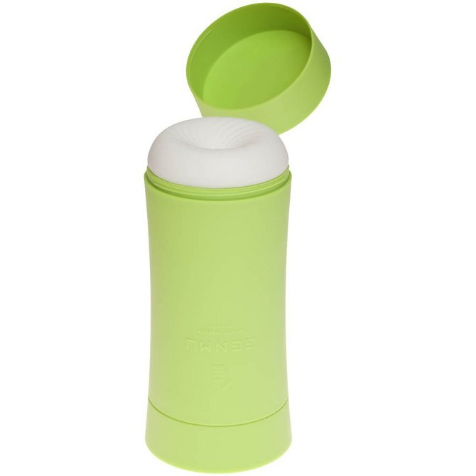 【販売終了・アダルトグッズ、大人のおもちゃアーカイブ】GENMU G's POT Green Sweetie Elastic GCH01010 商品説明画像4