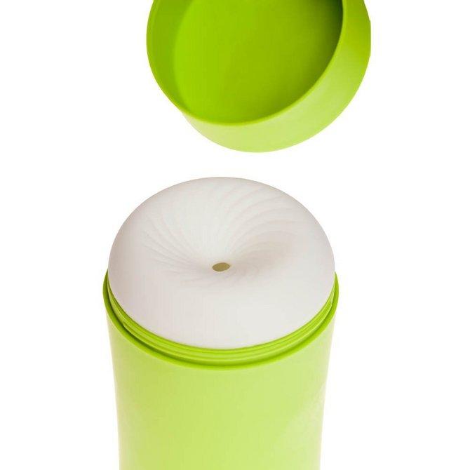 【販売終了・アダルトグッズ、大人のおもちゃアーカイブ】GENMU G's POT Green Sweetie Elastic GCH01010 商品説明画像6