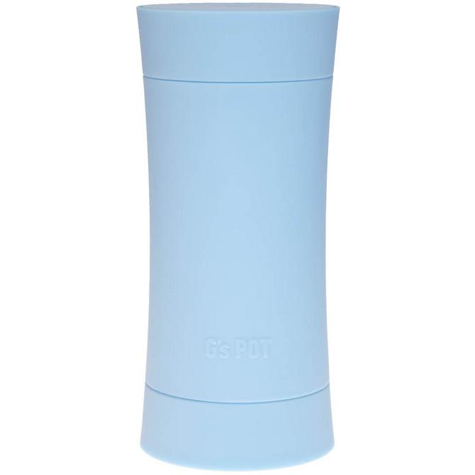 【販売終了・アダルトグッズ、大人のおもちゃアーカイブ】GENMU G's POT Blue Sweetie Solid GCH01040 商品説明画像2