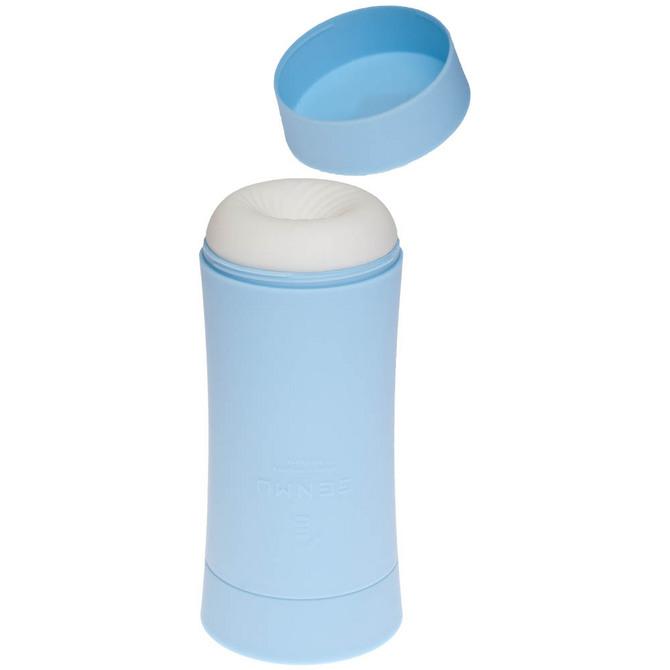【販売終了・アダルトグッズ、大人のおもちゃアーカイブ】GENMU G's POT Blue Sweetie Solid GCH01040 商品説明画像4