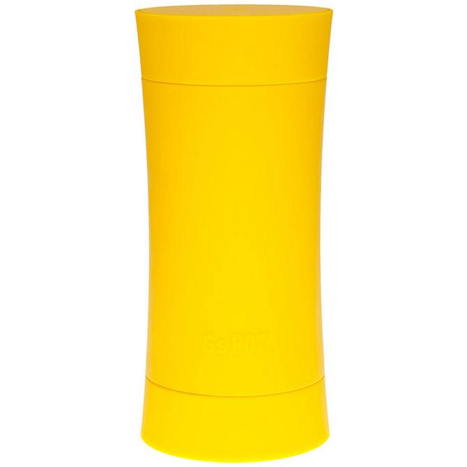【販売終了・アダルトグッズ、大人のおもちゃアーカイブ】GENMU G's POT Yellow Mellow Moderate GCH01050 ◇ 商品説明画像2