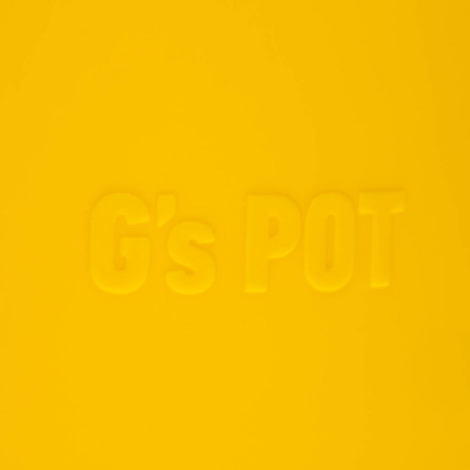 【販売終了・アダルトグッズ、大人のおもちゃアーカイブ】GENMU G's POT Yellow Mellow Moderate GCH01050 ◇ 商品説明画像5