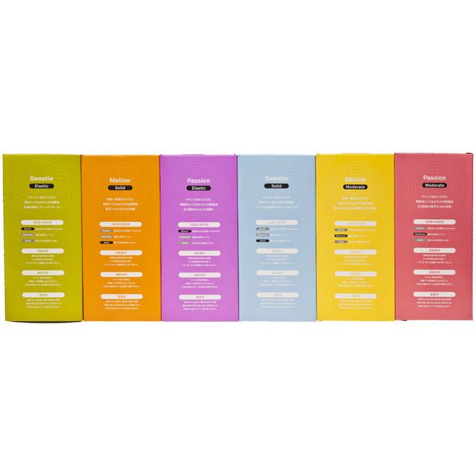 【販売終了・アダルトグッズ、大人のおもちゃアーカイブ】GENMU G's POT Yellow Mellow Moderate GCH01050 ◇ 商品説明画像17