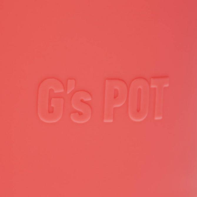 【販売終了・アダルトグッズ、大人のおもちゃアーカイブ】GENMU G's POT Red Passion Moderate GCH01060 商品説明画像5