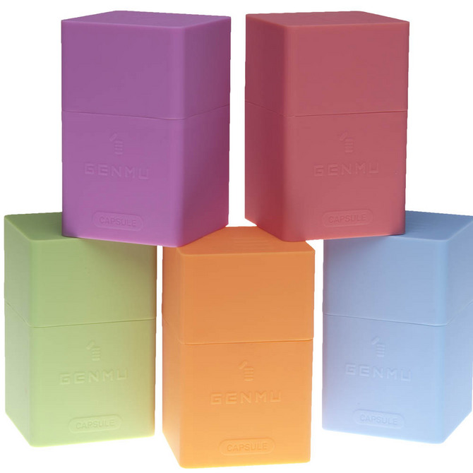 【販売終了・アダルトグッズ、大人のおもちゃアーカイブ】GENMU Capsule G-wave Purple GC011010 商品説明画像11