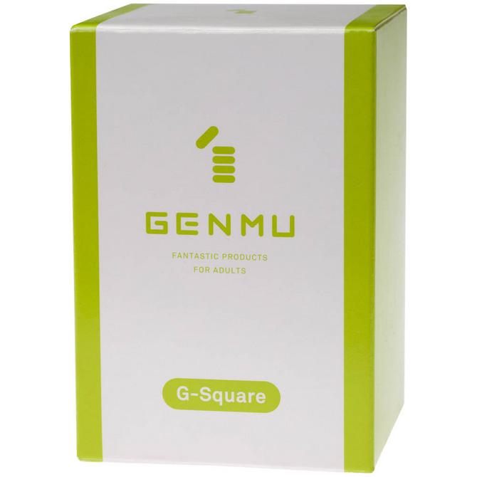 【販売終了・アダルトグッズ、大人のおもちゃアーカイブ】GENMU Capsule G-Square Green GC011040 商品説明画像8