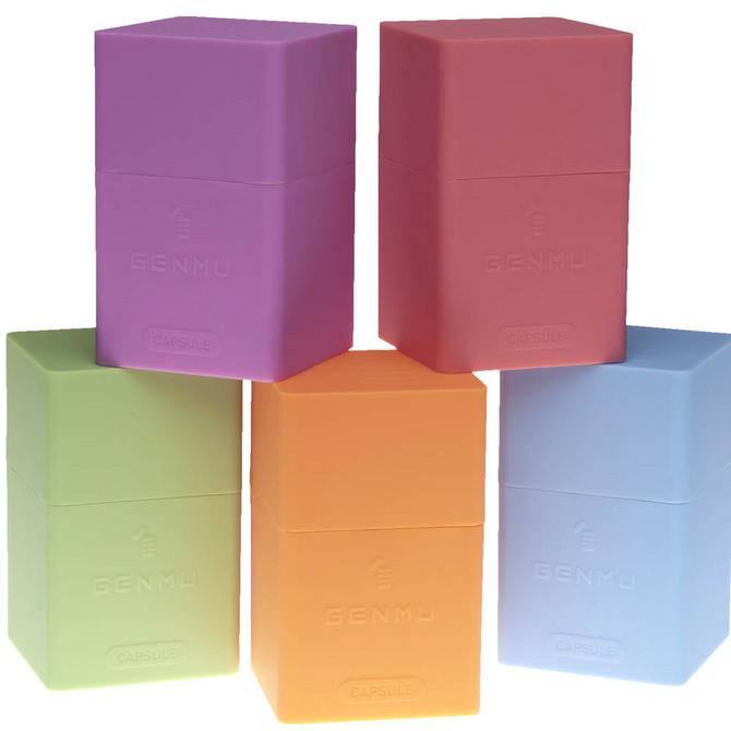 【販売終了・アダルトグッズ、大人のおもちゃアーカイブ】GENMU Capsule G-Square Green GC011040 商品説明画像11