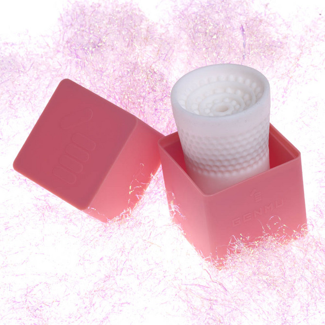 【販売終了・アダルトグッズ、大人のおもちゃアーカイブ】GENMU Capsule G-Maze Pink GC011050 商品説明画像1