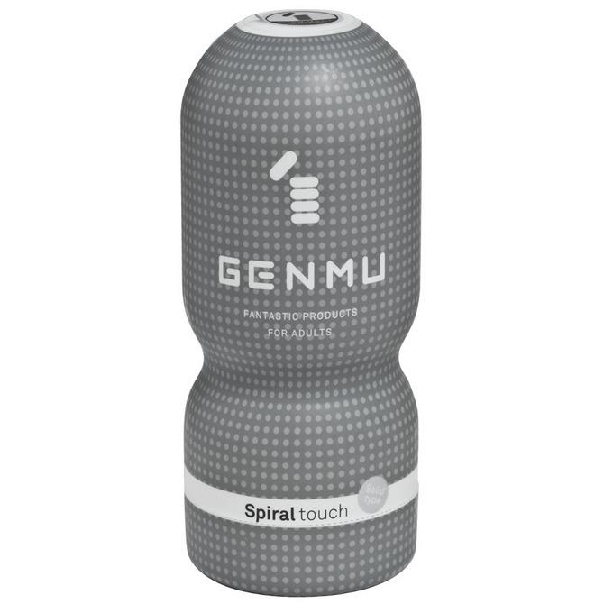 【販売終了・アダルトグッズ、大人のおもちゃアーカイブ】GENMU Spiral touch GC010070 商品説明画像1