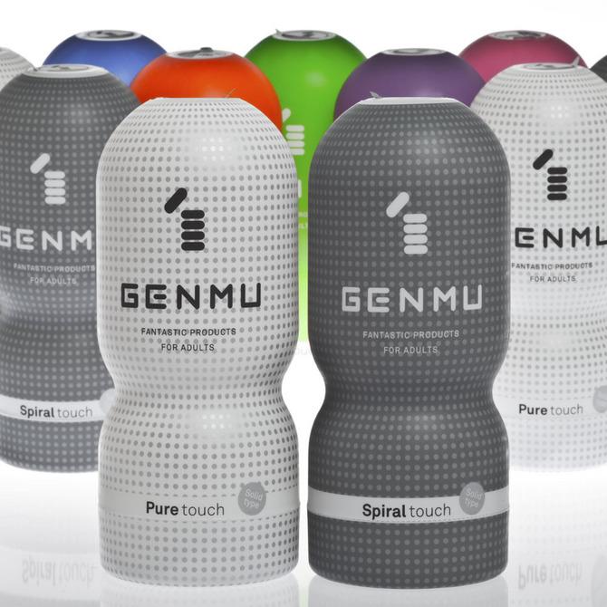 【販売終了・アダルトグッズ、大人のおもちゃアーカイブ】GENMU Spiral touch GC010070 商品説明画像13