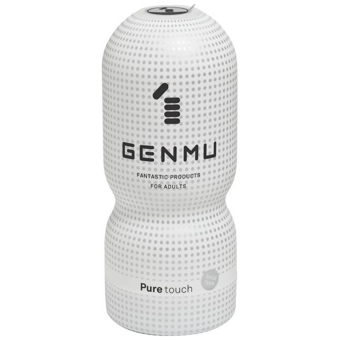 【販売終了・アダルトグッズ、大人のおもちゃアーカイブ】GENMU Pure touch GC010060 商品説明画像1