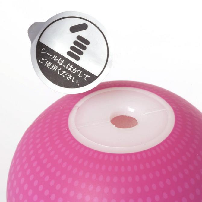 【販売終了・アダルトグッズ、大人のおもちゃアーカイブ】GENMU Cozy touch Pink GC010051 ◇ 商品説明画像9