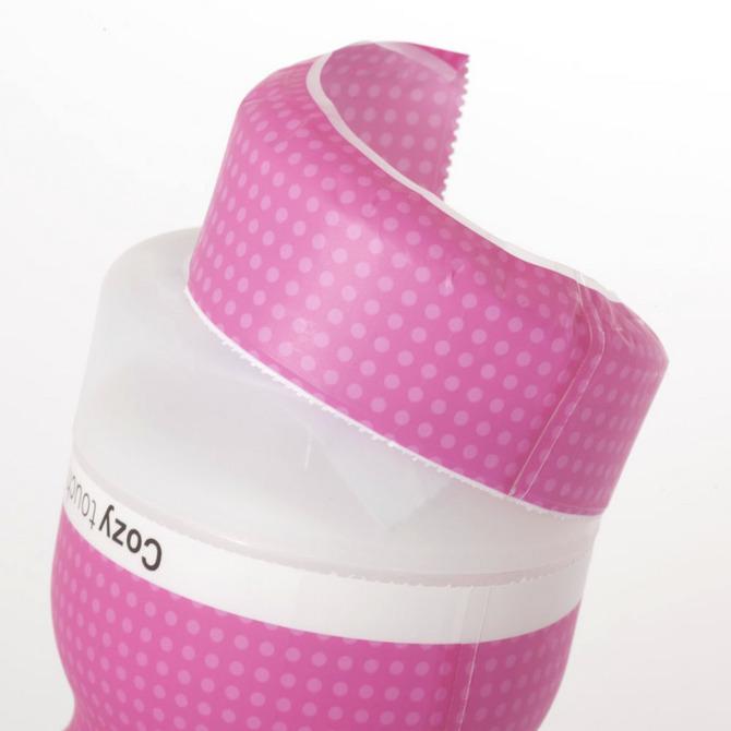 【販売終了・アダルトグッズ、大人のおもちゃアーカイブ】GENMU Cozy touch Pink GC010051 ◇ 商品説明画像11