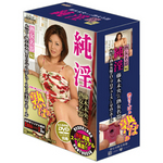 純淫 藤木未央の熟女名器 (DVD同梱) TJGD-001