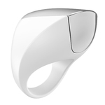 OVO A1 RECHARGEABLE RING WHITE/CHROME OVO-105