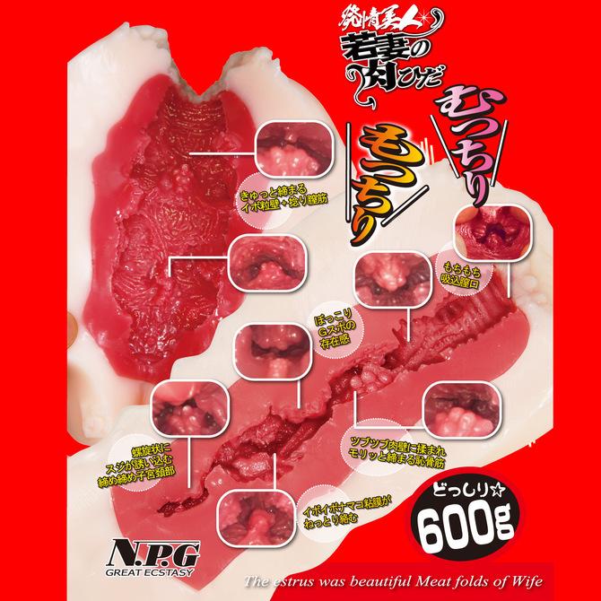 【業界最安値!】発情美人 若妻の肉襞 森ななこ 商品説明画像11