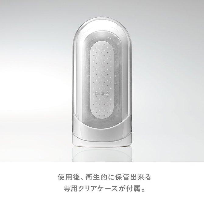 【業界最安値!】TENGA FLIP 0 [ZERO] テンガ フリップ ゼロ【ミニローション付き】 繰り返しタイプ TFZ-001 商品説明画像2