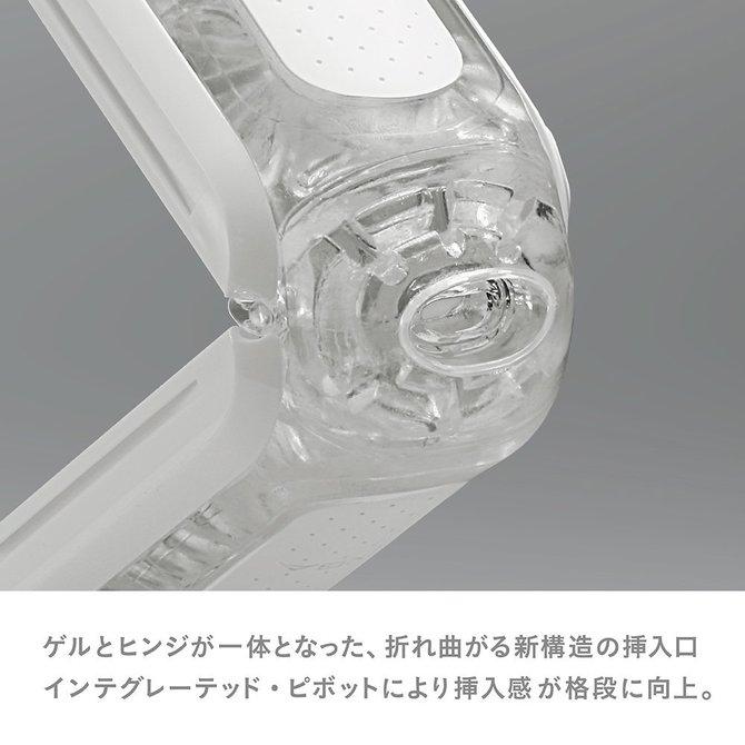【業界最安値!】TENGA FLIP 0 [ZERO] テンガ フリップ ゼロ【ミニローション付き】 繰り返しタイプ TFZ-001 商品説明画像3