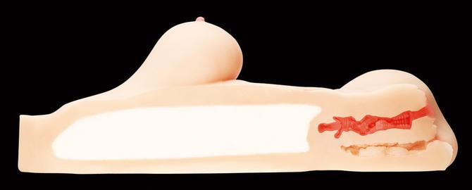 【販売終了・アダルトグッズ、大人のおもちゃアーカイブ】【業界最安値!】パーフェクトボディ Gカップ骨格筋入り7.5Kg TAMS-072 商品説明画像3