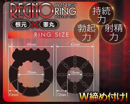 レグノ Wエナジーリング 商品説明画像2