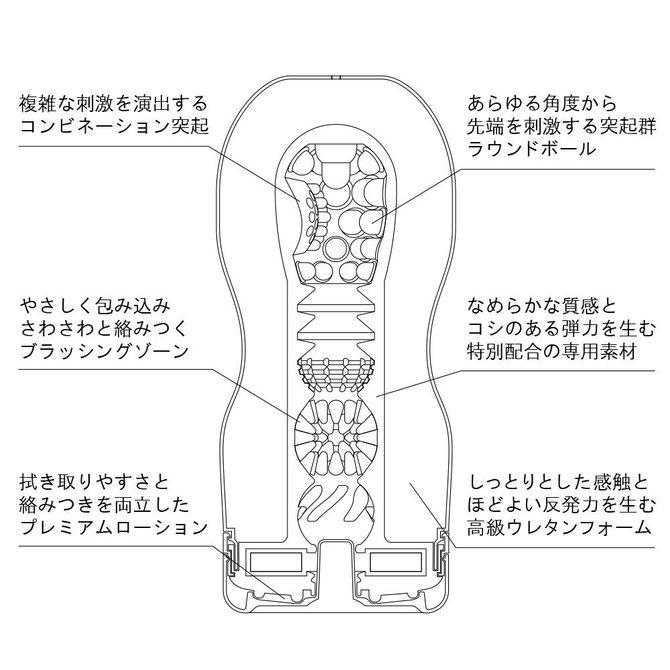 【販売終了・アダルトグッズ、大人のおもちゃアーカイブ】【数量限定!】PREMIUM TENGA PREMIUM FRESHERS CUP (テンガプレミアムフレッシャーズカップ) TOC-101PF 商品説明画像2