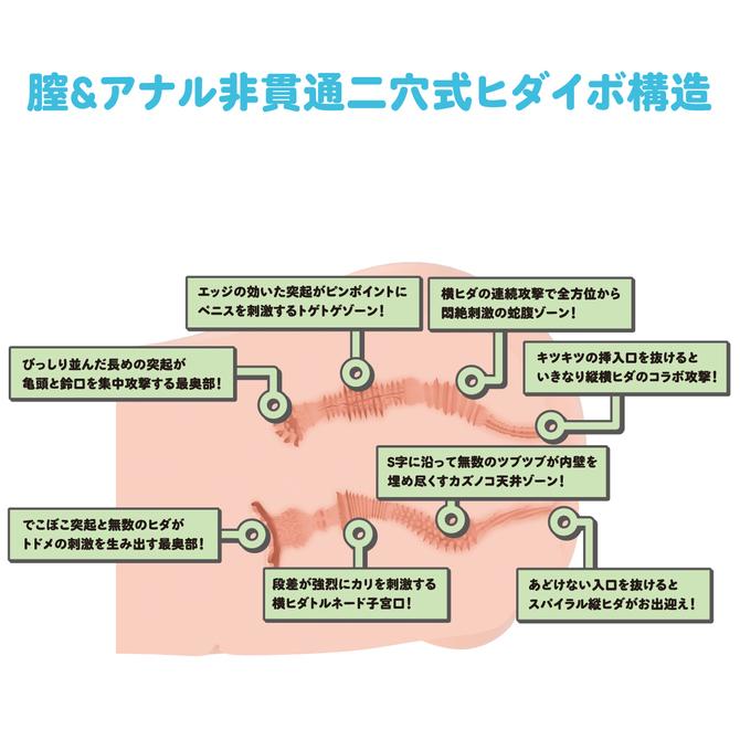 【業界最安値!】リアルボディ+3Dボーンシステム つるぺた萌木ひな 商品説明画像6