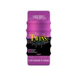 【50〜60%OFF!】YOUCUPS TWINS 4D Purple 3.Narrow Tight Stimulate ツインズ ツインパワーフォーディー 3.ナロウタイト パープル ◇