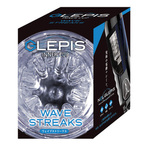 【在庫限定特価!】JAPAN-TOYZ NOL GLEPIS INNER CUP 05 WAVE STREAKS(ウェイブ ストリークス) 【グルピス交換用アタッチメント】