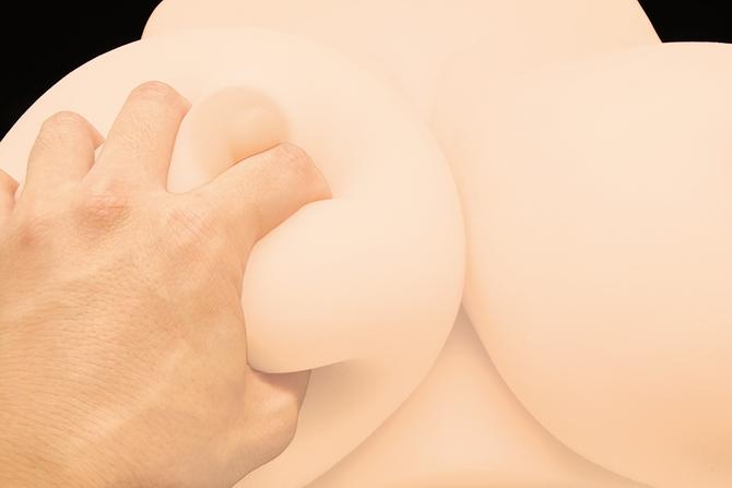 爆乳インフィニティ 超巨乳リアルJカップ8.5KgTAMS-340 商品説明画像5