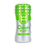 【予約・4月23日頃発送予定】MEN'S MAX Colors エッジグリーン【ソフトな快感】メンズマックスカラーズ