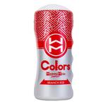 MEN'S MAX Colors ブランチレッド【押し返される巨大イボ】【メリハリのある刺激】メンズマックスカラーズ