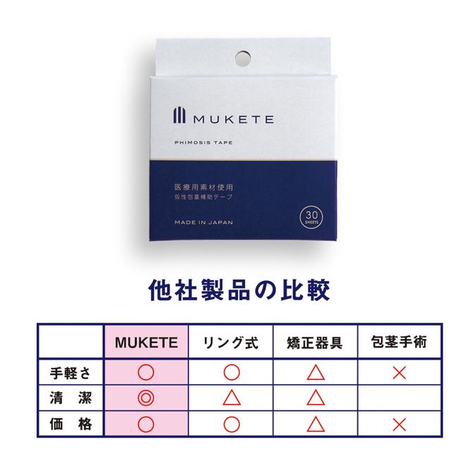 MUKETE(30枚入りBOX) SIKI-023 商品説明画像5
