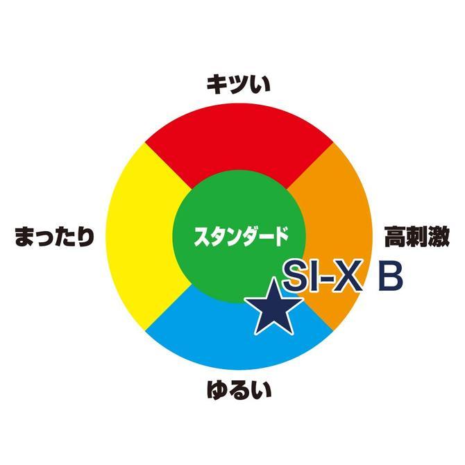 シックス タイプビー(SI-X Type.B) 商品説明画像7