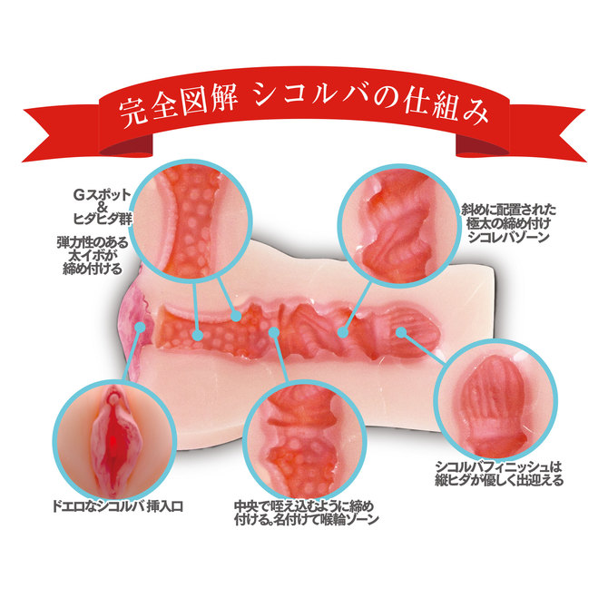 キャバレー シコルバ 商品説明画像3