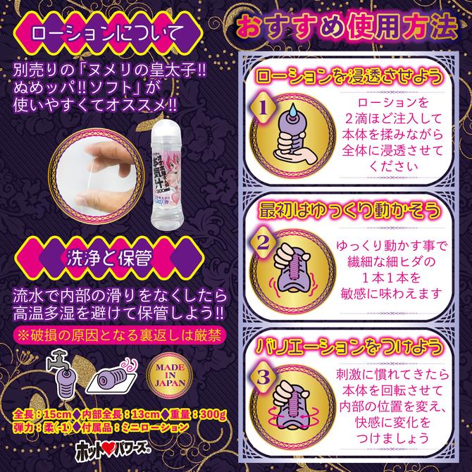 淫夢の国のクチパコ姫 商品説明画像7