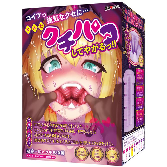 淫夢の国のクチパコ姫 商品説明画像8