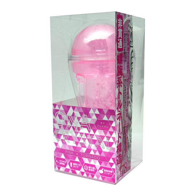 オナクリスタル ピンク 商品説明画像1