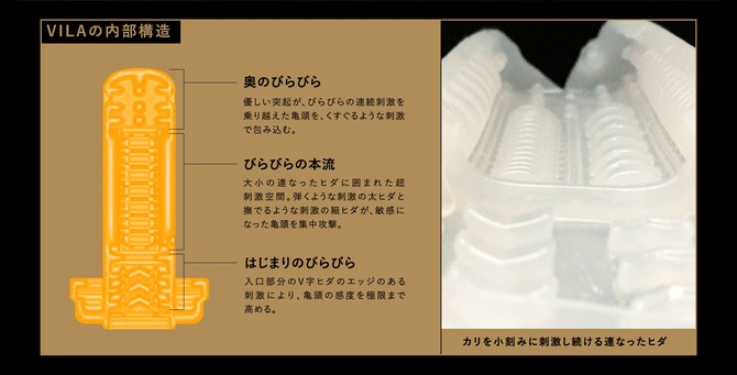 SOD BASARA THE CUP AIR FIT VILA    BSR-005 商品説明画像2