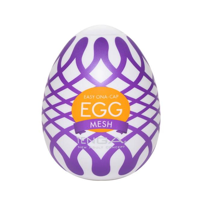 TENGA EGG MESHテンガ エッグ メッシュEGG-W03 商品説明画像1