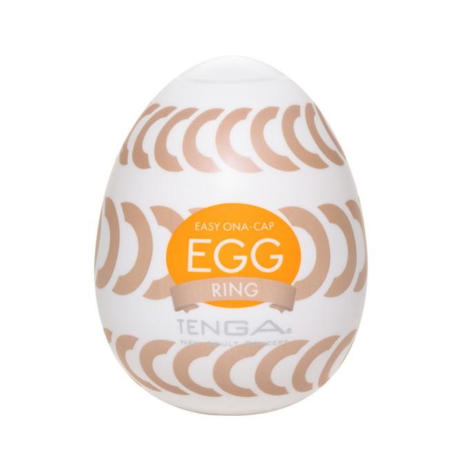 TENGA EGG RINGテンガ エッグ リングEGG-W06 商品説明画像1