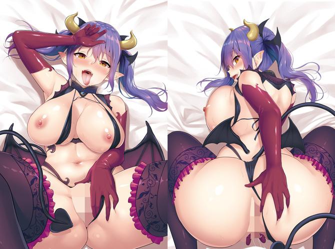 インサートエアピロー用枕カバー#246 イラスト:oekakizukiTAMS-769 商品説明画像1