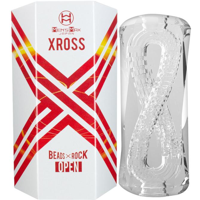 ENJOY TOYS MEN'S MAX XROSS OPEN メンズマックス クロス オープン(貫通) 商品説明画像2