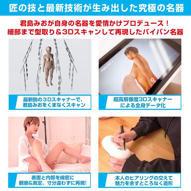 日本の名器 君島みお 商品説明画像3