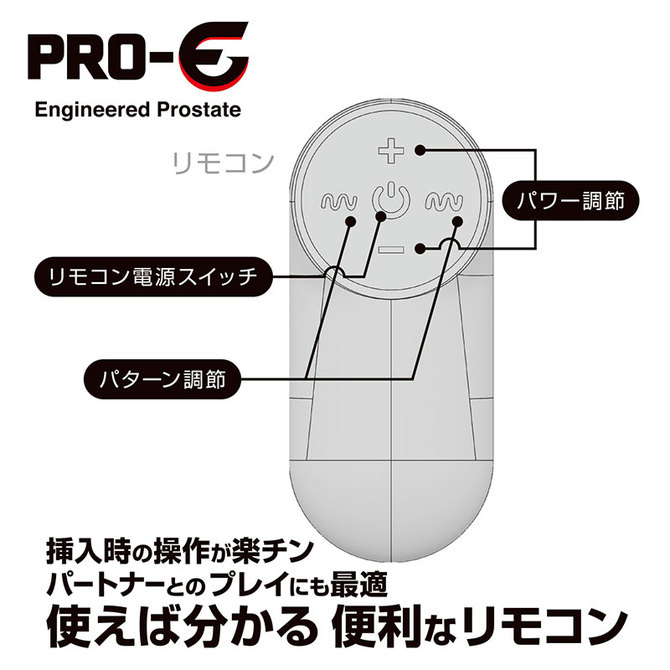 PRO-E Spinner(プロイー スピナー) 商品説明画像7