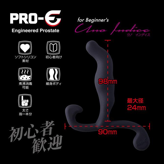 PRO-E Uno Indice(プロイー ウノ インディス) 商品説明画像3