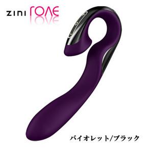 ZINI ROAE VIOLET/BLACK (ジニー ロエ バイオレット/ブラック)